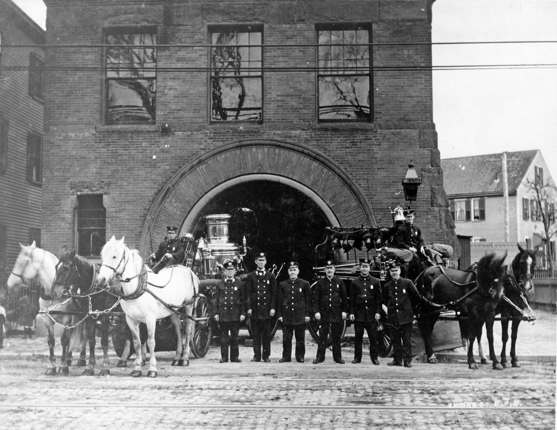 WesternAve Firehouse 1913