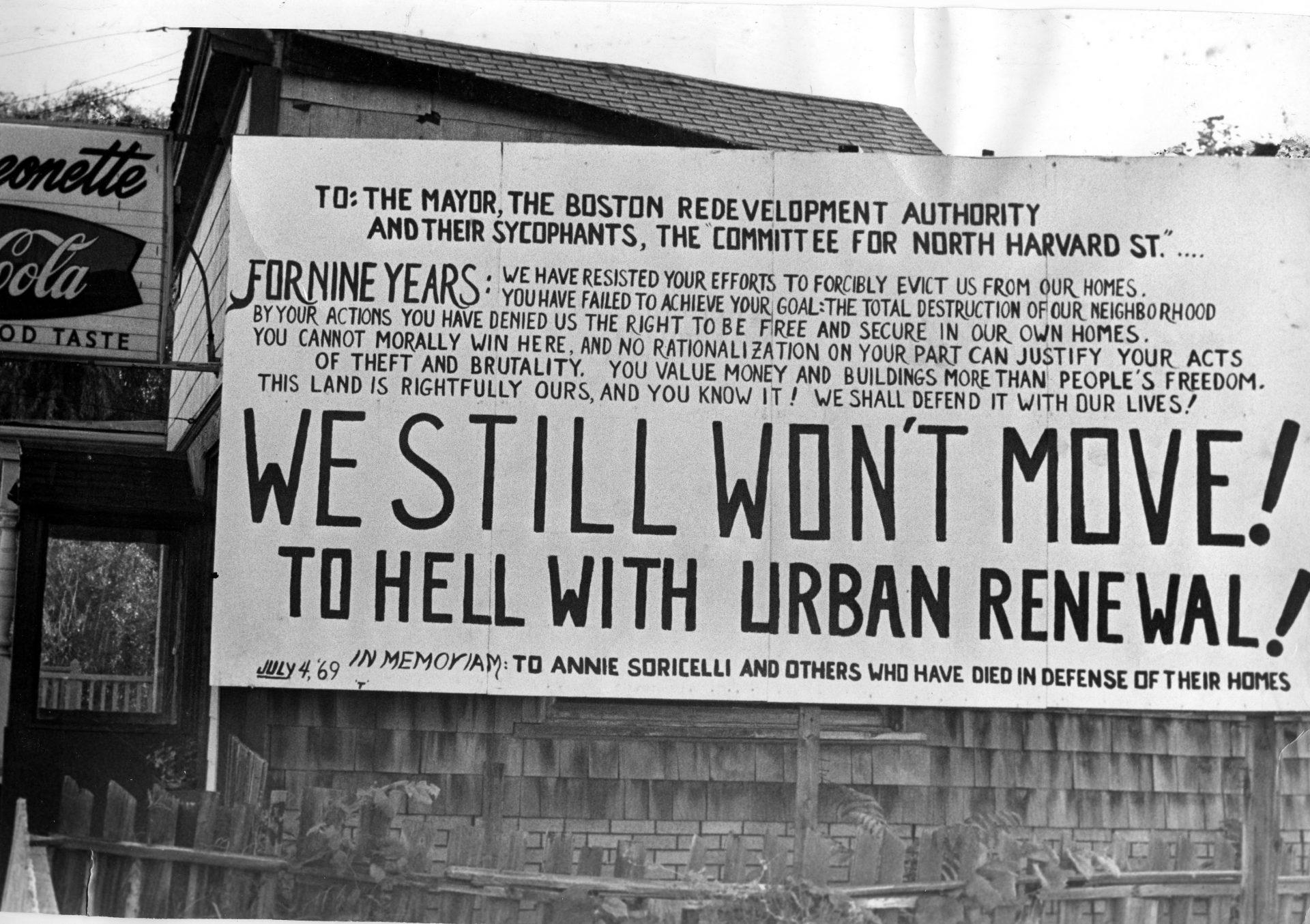 BarrysCorner 1969 Sign