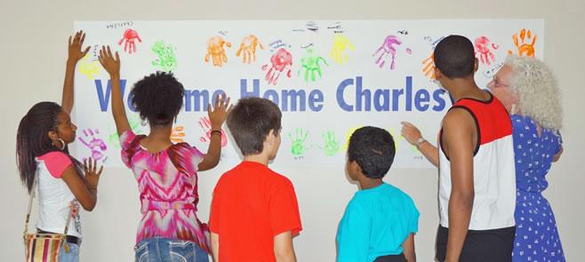 Community Center Opening